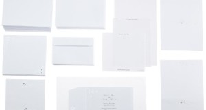 Wilton Daisy Premium Pocket Wedding Invitation Kit