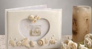 Wedding Favors Beach Theme Wedding Guest Book