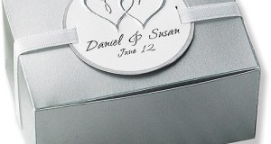 Gartner Studios Border Wedding Invitations + Cards, Pearl Ivory, 50-Count (61007)